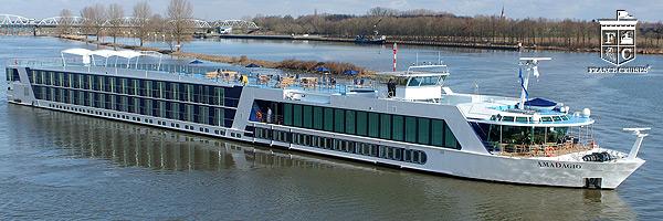 AmaDagio Riverboat