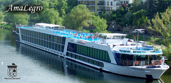 AmaLegro Riverboat