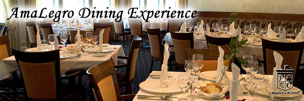 AmaLegro Food and Wine Dining Experience