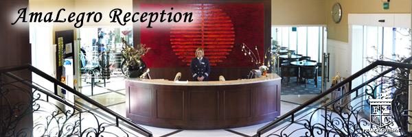 AmaLegro Reception