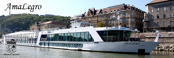 AmaLegro Riverboat