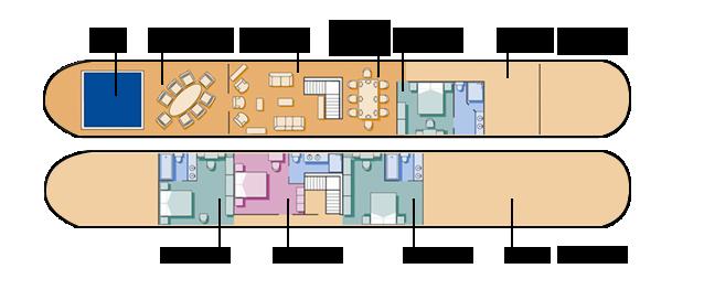 Amaryllis Deck Plan