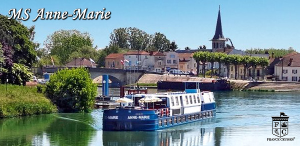 MS Anne-Marie by CroisiEurope