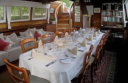 Athos dining room