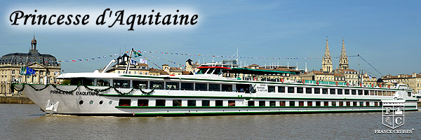 MS Princesse d'Aquitaine by France Cruises