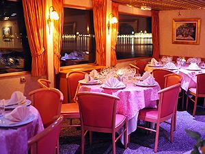MS Princesse d'Aquitaine Dining