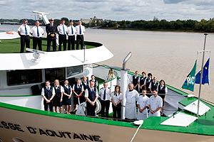 Princesse d'Aquitaine Crew