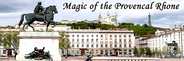 Magic of the Provencal Rhone