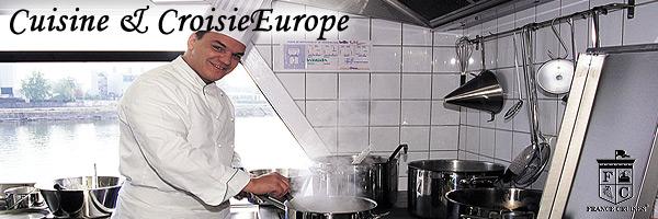 Croisi Europe Cuisine