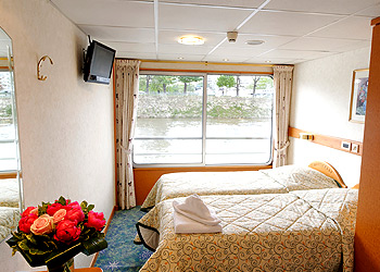 CroisiEurope Accommodations