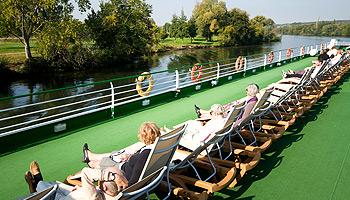 CroisiEurope Sun Deck