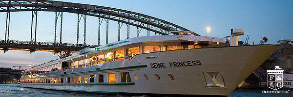 MS Seine Princess by France Cruises
