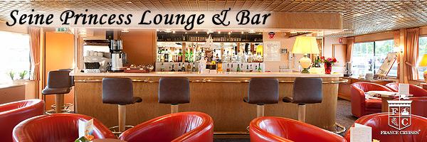 MS Seine Princess Salon & Bar