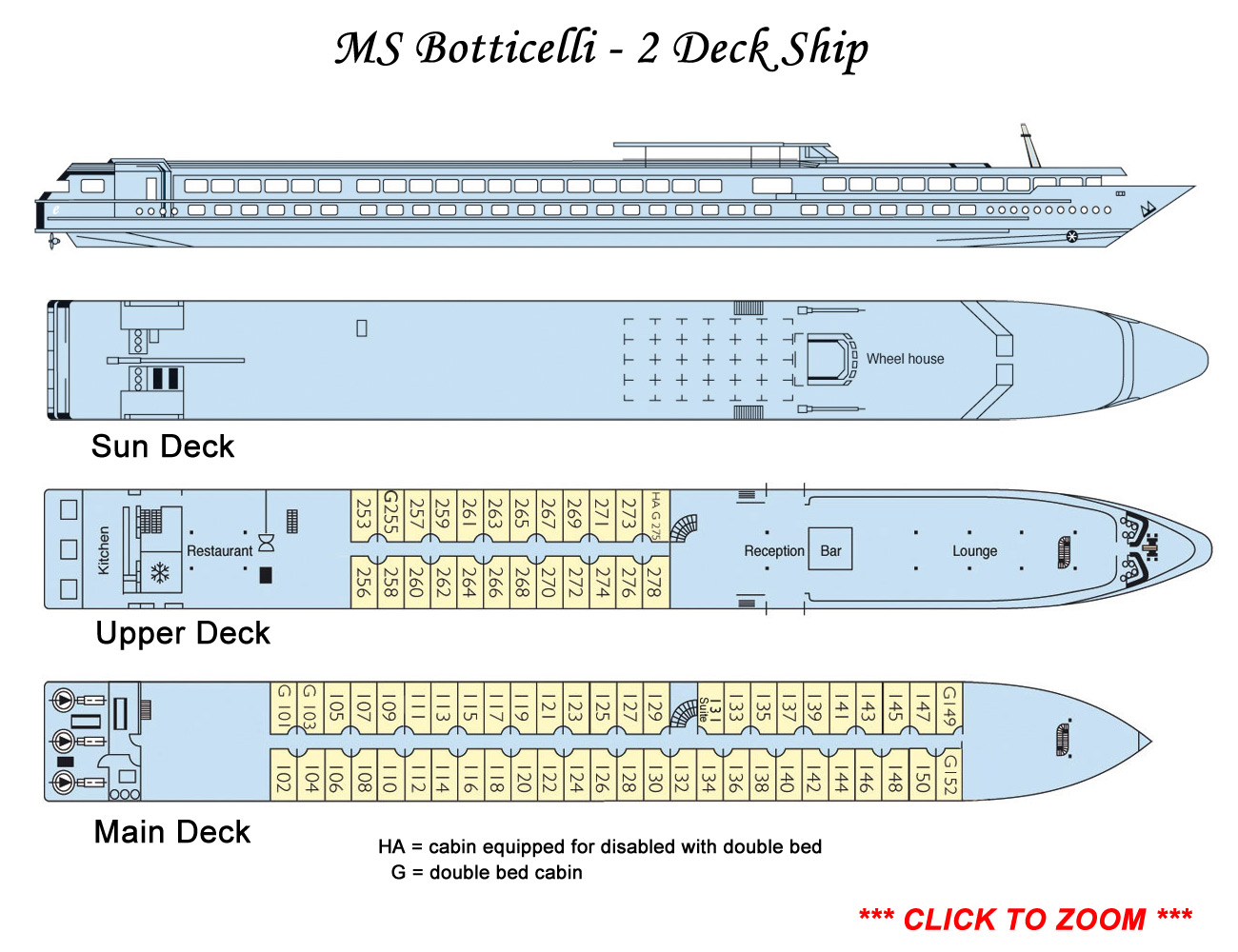CroisiEurope SHIP MS BOTTICELLI furthermore Sitmar Fairsky Deck Plan likewise Mondrian South Beach additionally Polarlys furthermore Amel 64. on built in deck plans