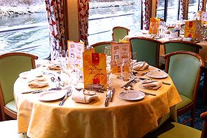 Botticelli Dining Area