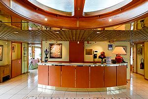 Botticelli Reception Area