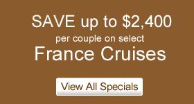 France Cruises Specials