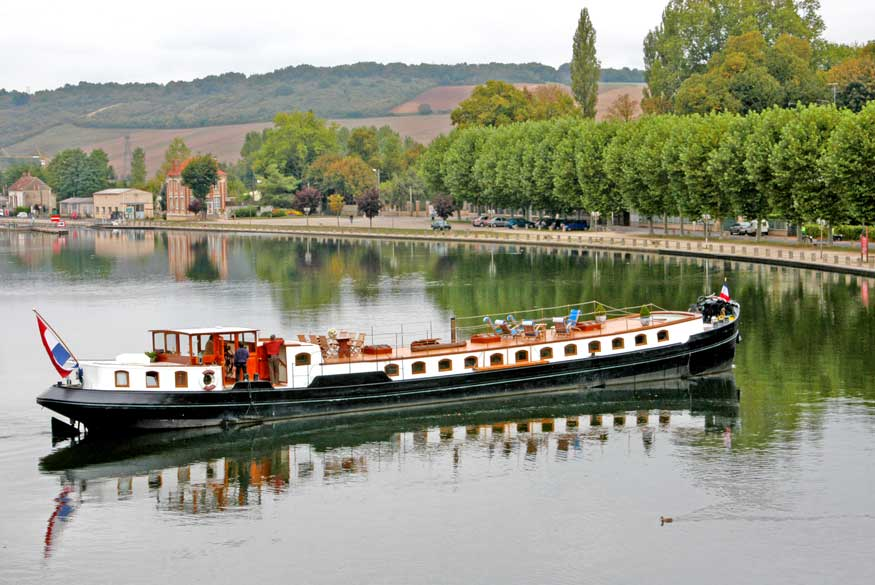 Golden Odyssey By France Cruises French River Boats Luxury - France river cruise