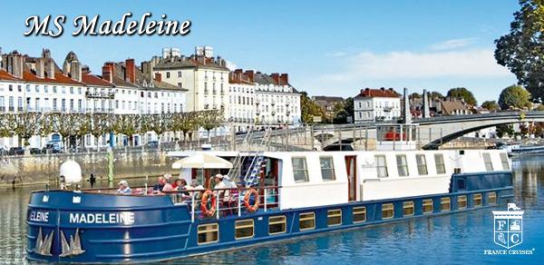 MS Madeleine by CroisiEurope