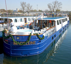 MS Madeleine by France Cruises cruises Alsace