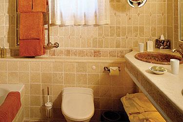Napoleon bathroom