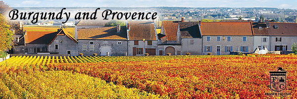 France Cruises Burgundy and Provence