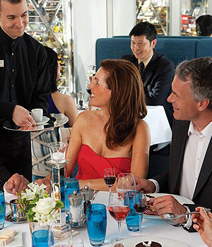 France Cruises Dining on River Royale