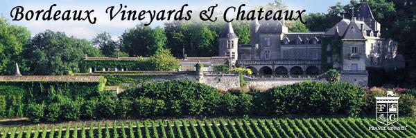 Cruise Routes Bordeaux, Vineyards & Chateaux