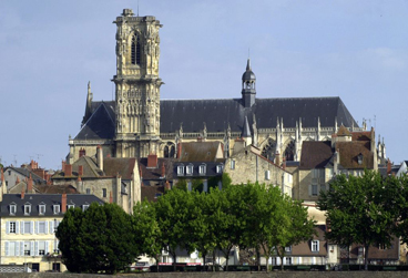 Nevers Cathedrale