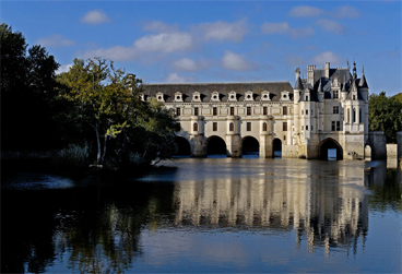 Copyright  © 2005 - David Darrault - CDT Touraine  Photographe:  © David Darrault  Commune  Chateau de Chenonceau
