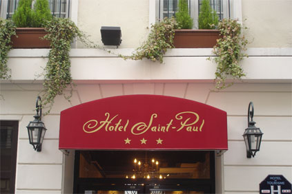 Hotel Saint Paul Paris Rive Gauche