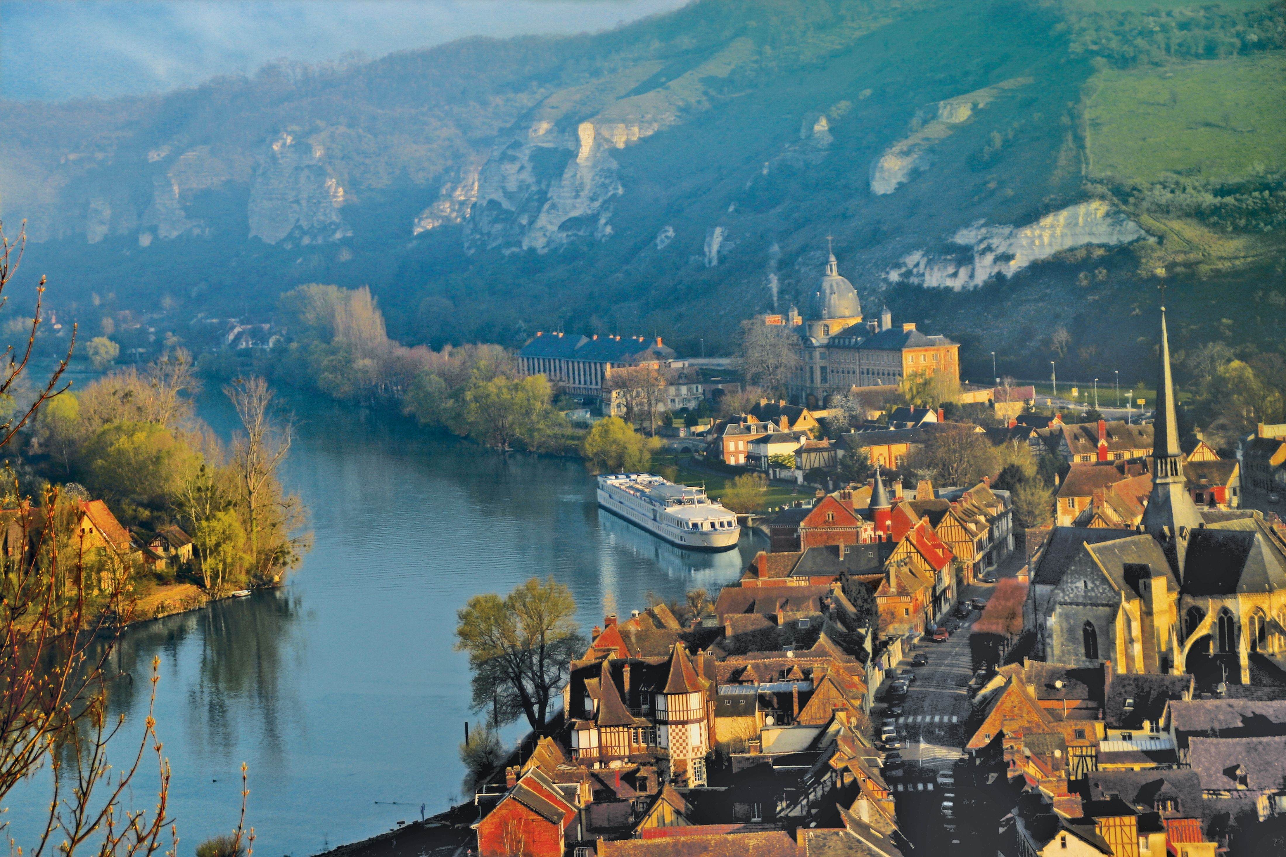 Deluxe French River Boat Cruises By France Cruises Luxury - France river cruise