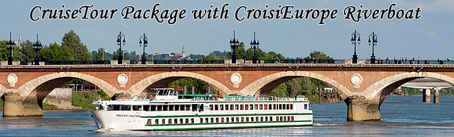 CroisiEurope Riverboat Cruise