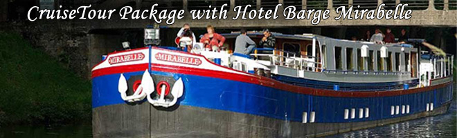 Mirabelle Hotel Barge Cruise