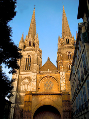 Sainte-Marie Cathedral