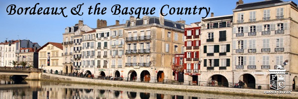 Bordeaux and the Basque Country