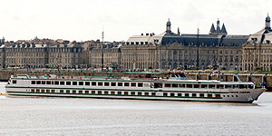 CroisiEurope Riverboat