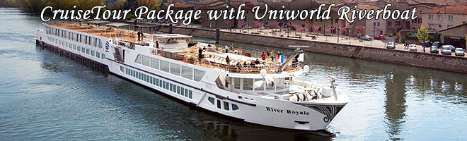 Uniworld Riverboat Cruise