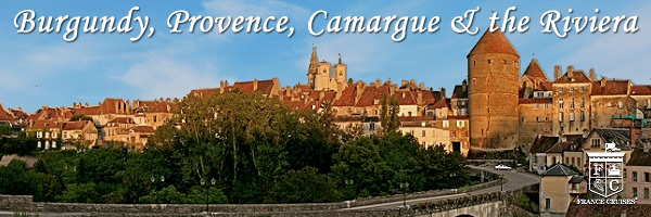 Burgundy, Provence, Camargue & the French Riviera