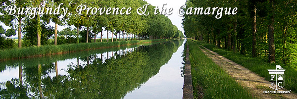 Canal de Bourgogne with France Cruises