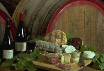 Rhone Alps Gastronomy