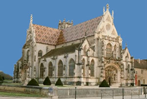 Royal monastary of Brou
