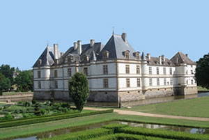 Chateau of Cormatin