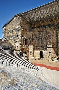Orange, France Coliseum