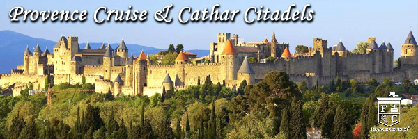 Provence River Cruise & Cathar Citadels with France Cruises