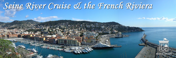 Seine River Cruise & the French Riviera