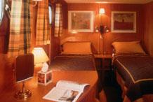 Napoleon cabin